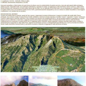 Beata Solitudo - Sentieri - Monte Canino