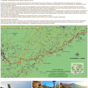 Beata Solitudo - Sentieri - Via Maestra - Amalfi